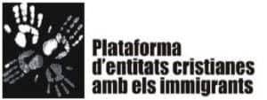logo Plataforma inmigracio