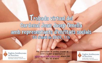 Cartell Trobada 300420