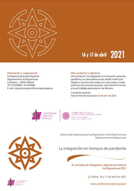 Programa Jornada pastoral migrantes CEE 0421