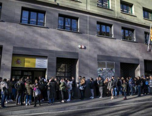 Augmenten un 28% les persones ateses per Càritas Barcelona que provenen de països en conflicte
