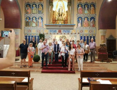 S'ha celebrat la missa de final de curs del SEPAP