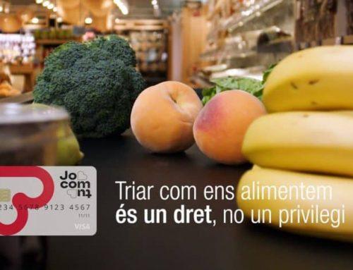 Càritas Catalunya impulsa una campanya per dignificar l'accés a l'alimentació