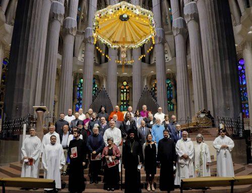 La cura de la Creació reuneix la família ecumènica a la basílica de la Sagrada Família